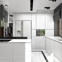 THIRD TIME LUCKY? | Wnętrza domu Nowoczesna kuchnia od ARTDESIGN architektura wnętrz Nowoczesny