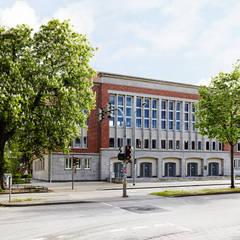 Kunde: ROHDE & GRAHL •  Fotografie Referenzbericht BÜROSTÜHLE :  Arbeitszimmer von Architekturfotograf Peter Bajer