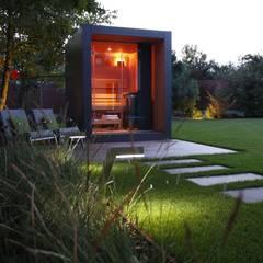 Garden Shed by Gartenhauptdarsteller