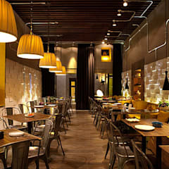 مطاعم تنفيذ kırlangıç mimari tasarım