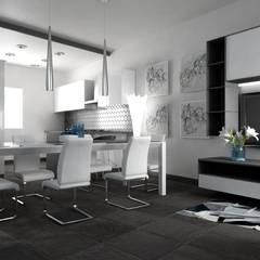 Living room by SAMANTHA PASTRELLO INTERIOR DESIGN, Modern