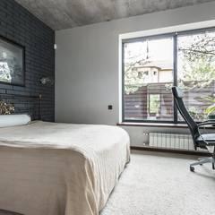 Гостевая спальня: Спальни в . Автор – Givetto Casa