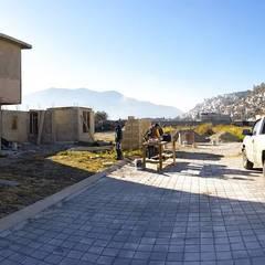 Casa 33 a 56: Casas unifamiliares de estilo  por CANO ARQUITECTOS