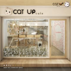 Cat Up Cafe' @ Silom:  ร้านอาหาร by Abilmente Co.,Ltd
