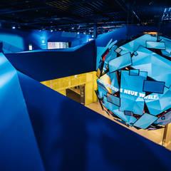 Музеи в . Автор – Frank Dittmann Gmbh I Atelier für Szenografie und Architektur