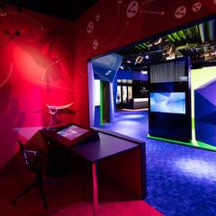 Museos de estilo  por Frank Dittmann Gmbh I Atelier für Szenografie und Architektur