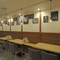 大衆酒場 八六: hacototo design roomが手掛けたレストランです。