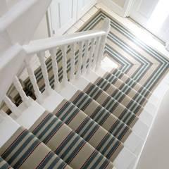 Treppenläufer:  Treppe von Ihr Einrichter Deco und Interieur Ralf Leuter