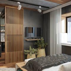 ห้องนอน by Alyona Musina