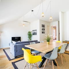 scandinavian Dining room by Sizz Design