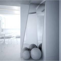 Reforma de apartamento de alto padrão: Fitness  por PLANYTEC CONSTRUÇÕES E PROJETOS