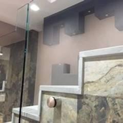 CASA L: Scale in stile  di antonio giordano architetto