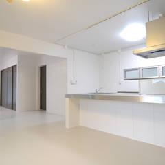 素 -SU-: hacototo design roomが手掛けたキッチンです。
