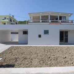素 -SU-: hacototo design roomが手掛けた一戸建て住宅です。