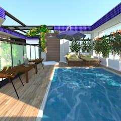 Garden Pool by USER WAS DELETED!, Tropical