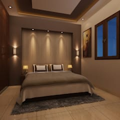 RESIDENCE PROJECT :  Bedroom by The Design Code