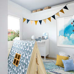 Nursery/kid's room by Egue y Seta