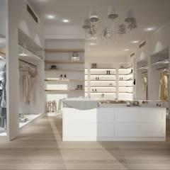 Dressing room by MELLINACORTISTUDIO