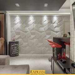 Walls by Raduan Arquitetura e Interiores,