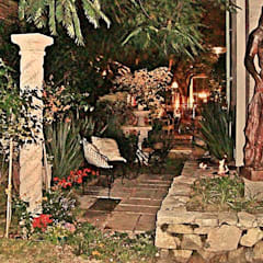 Obra Casa Cor SP: Jardins  por STUDIO AGUIAR E  DINIS