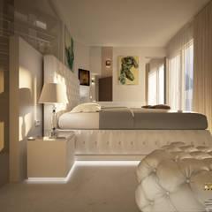 ห้องนอน by MELLINACORTISTUDIO
