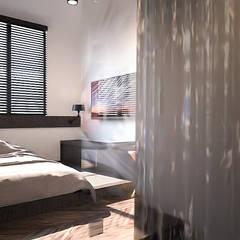 Atlas Guesthouse:  Bedroom by BIGGERTHANstudio