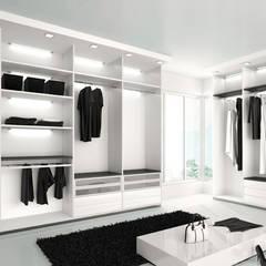 moderne Ankleidezimmer von  Eminent Enterprise LLP