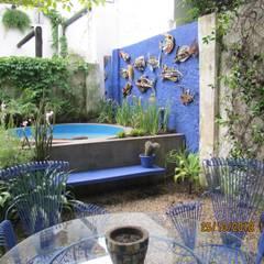jardin Beccar- Bs As- Argentina: Jardines de estilo  por Ib - Paisajista