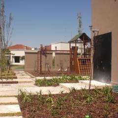 jardin Santa barbara- Bs As- Argentina Jardines clásicos de Ib - Paisajista Clásico