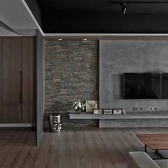 جدران تنفيذ 禾廊室內設計