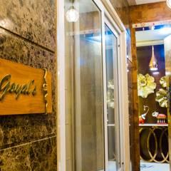 Goel's, Aanandam World City, Raipur Modern windows & doors by ESHA GARG : Interior Designer Modern