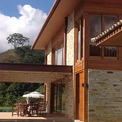 b17cef7ba1 Casa Secretário - Vale do Barão  Casas do campo e fazendas por Maria  Claudia Faro