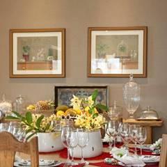 Copa: Salas de jantar  por Célia Orlandi por Ato em Arte