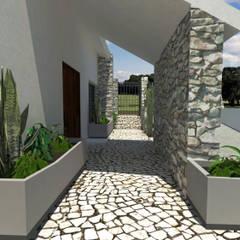 Casas de campo  por CREAT ARQUITECTURA