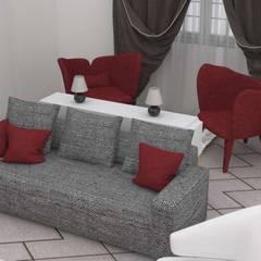 fsh'm:  غرفة المعيشة تنفيذ Batool