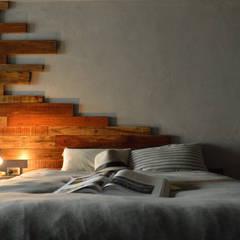 جدران تنفيذ 大觀創境空間設計事務所