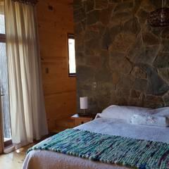 اتاق خواب توسطKimche Arquitectos