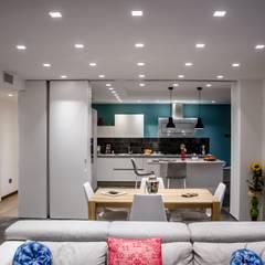 آشپزخانه by Studio ARCH+D