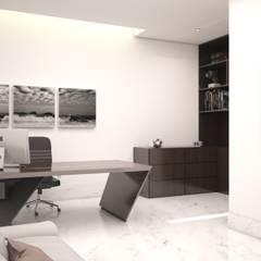 ESTUDIO: Estudios y oficinas de estilo  por SEZIONE