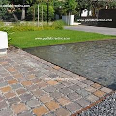 Garden Pond by PORFIDO TRENTINO SRL
