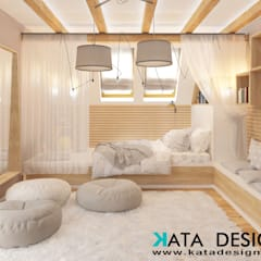 Nursery/kid's room by Kata Design