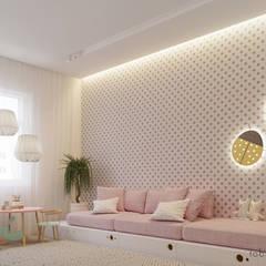 اتاق کودک by Tobi Architects
