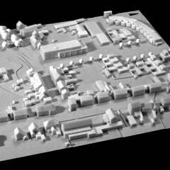 Appartementen Eisenhoeve, Maastricht:  Trap door Verheij Architecten