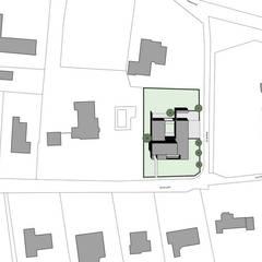 Villa LeVr:  Trap door Verheij Architecten