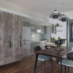 禾廊室內設計: minimal tarz tarz Yemek Odası