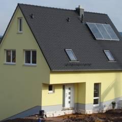 Einfamilienhaus in Jena:  Einfamilienhaus von F.C. Nüdling Fertigteiltechnik GmbH + Co. KG