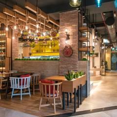 Palmiye Peyzaj Mimarlık – F ALLDAY RESTAURANT:  tarz Yeme & İçme