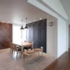 اتاق غذاخوری by 디자인투플라이