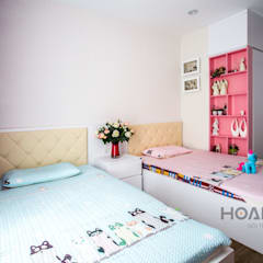 Habitaciones juveniles de estilo  por Thương hiệu Nội Thất Hoàn Mỹ, Moderno