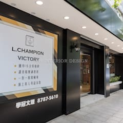 Commercial Spaces by VH INTERIOR DESIGN